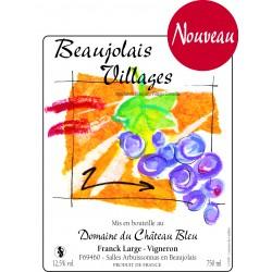 Beaujolais-Villages Nouveau 2017 - Domaine du Breuil