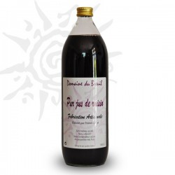 Grape juice of Domaine du Breuil